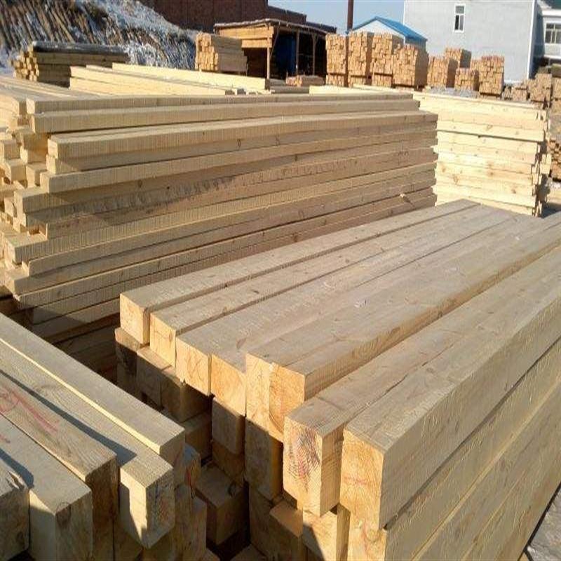 木方案例现场