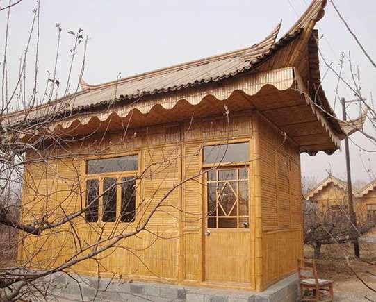 建造竹房子有哪些好处