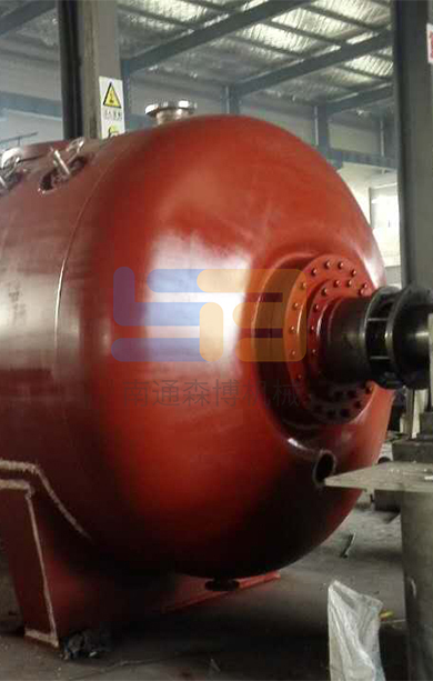 不锈钢反应釜美缝剂生产设备生产过程