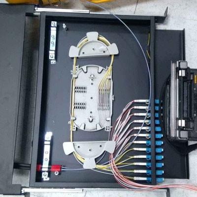 迅豹网络光纤熔接案例