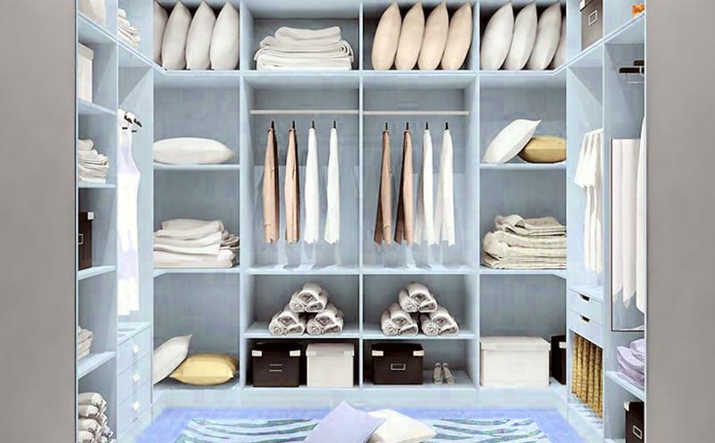 衣橱整理的3点建议,原来整理衣服这么简单