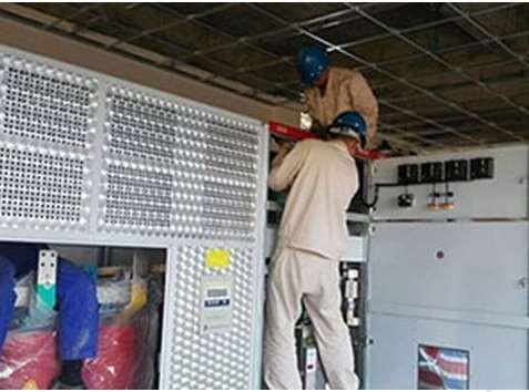 进行电力工程技术施工的一些要求