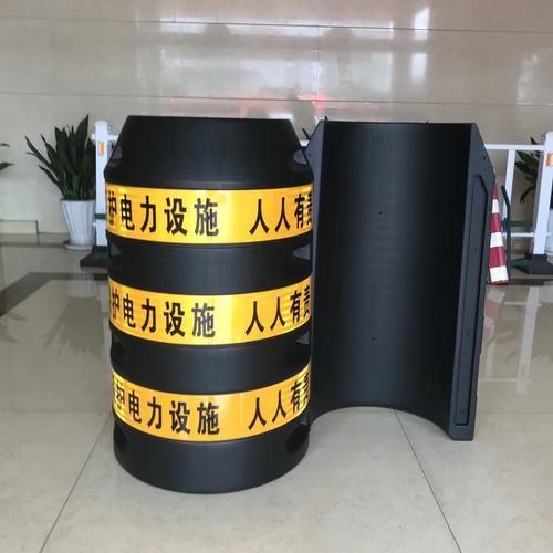 那么電線桿防撞桶是如何保障供電的穩定呢?