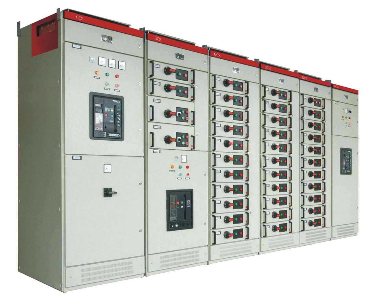 GCS型低壓抽出式開關柜