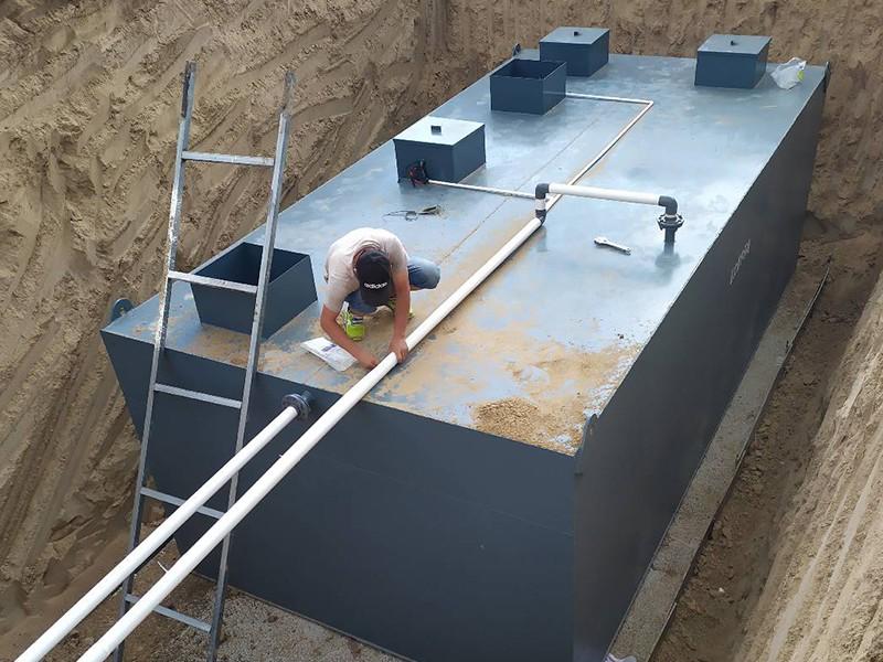 一體化泵站 污水處理系統