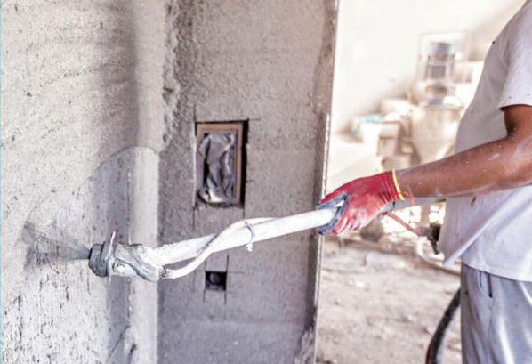 粉刷石膏施工作业环境要求