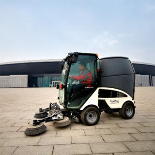 市政环卫路面扫作专业清洁技术解决方案