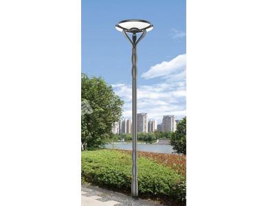 庭院灯生产厂家从零教你安装适合的庭院灯