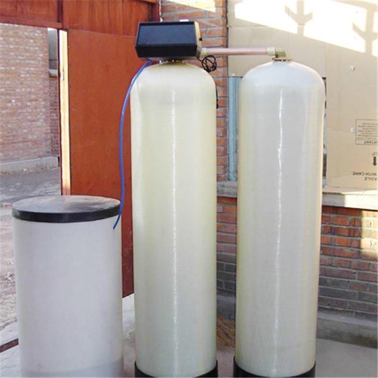 河北新金山酒店采用春之原锅炉软化水设备