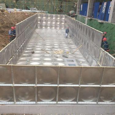 石家庄BDF装配式水箱