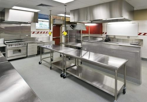 厨房设备升级提倡绿色厨房
