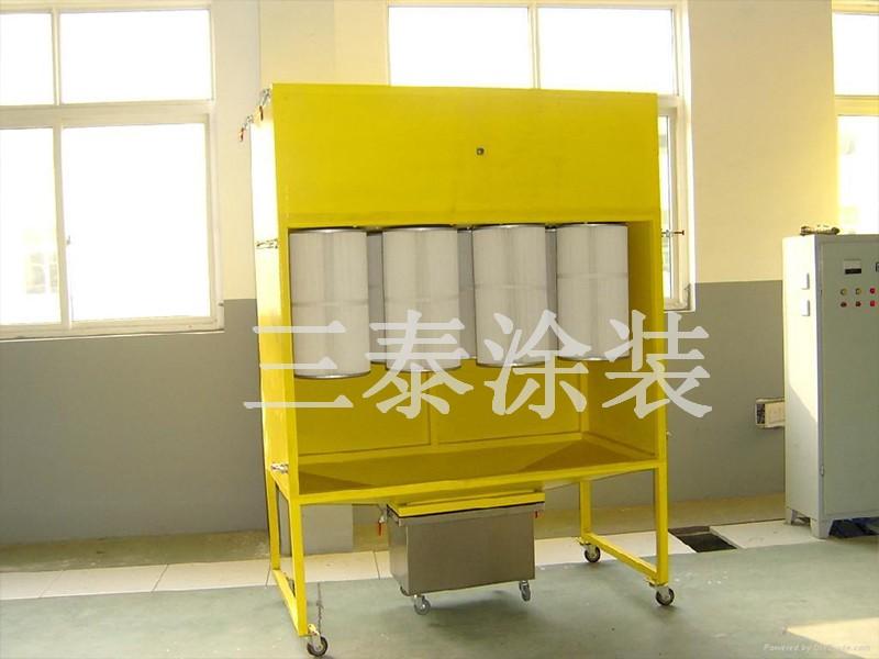 静电喷塑涂装设备