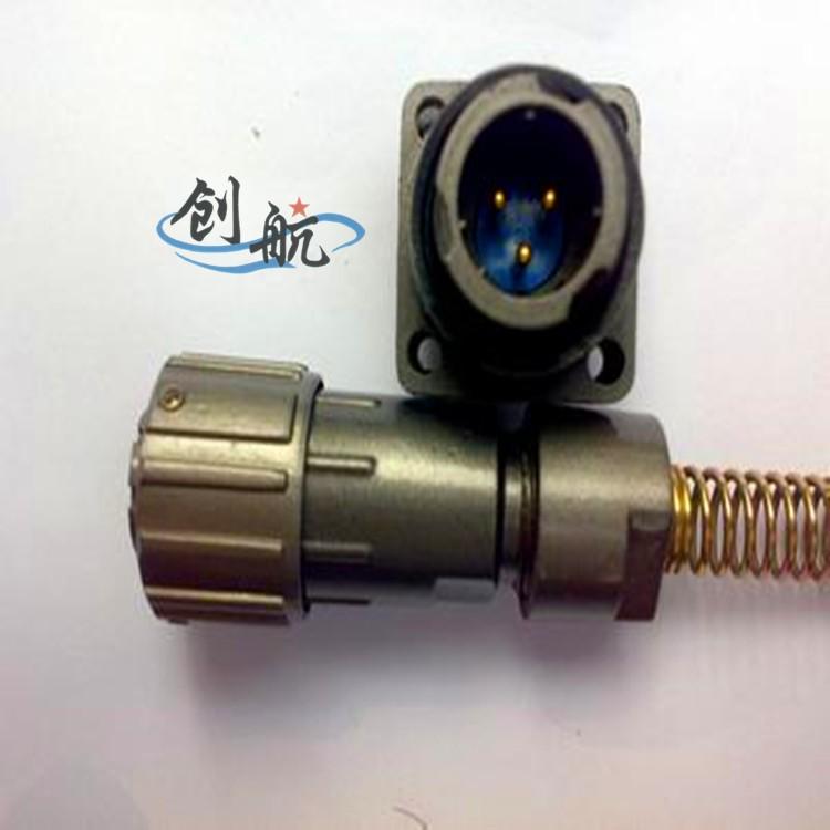 FQ系列圆形电连接器