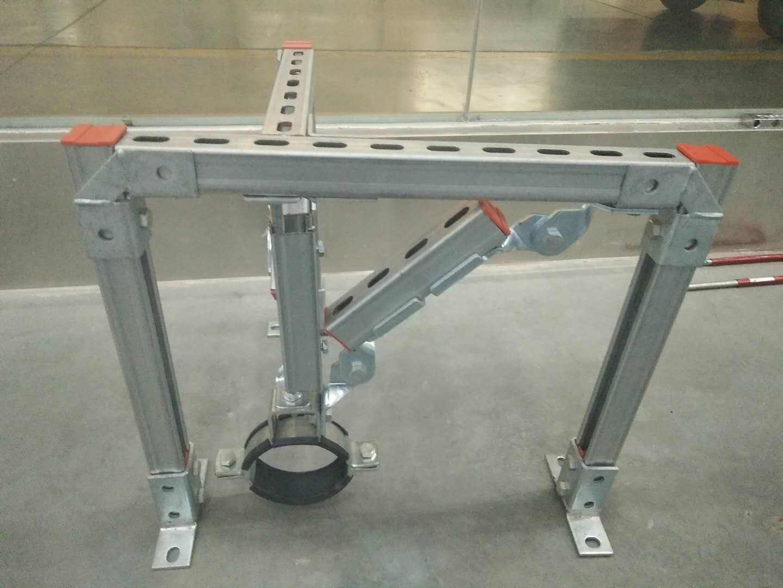 装配式支吊架专业厂家告诉你装配式支吊架安装注意事项