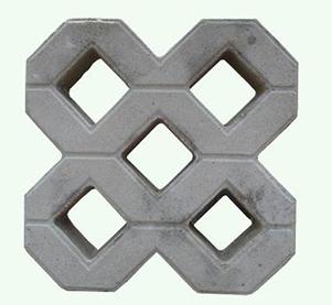 福州草坪砖作为实用性很强的砖来说说它的特点有哪些呢?