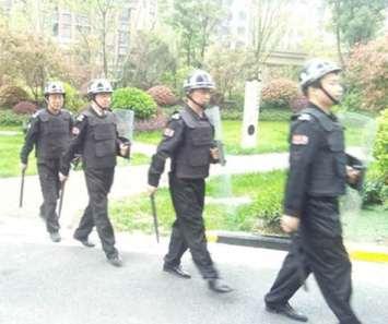 巡逻保安勤务管理制度的体系