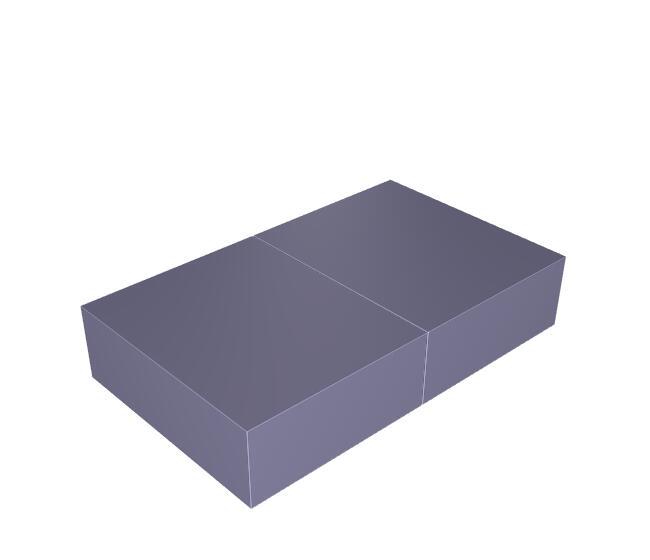 对拉抽屉盒