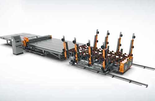 玻璃切割机的安装角度与观察角度