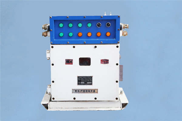 KXJ660矿用隔爆兼本安型控制器