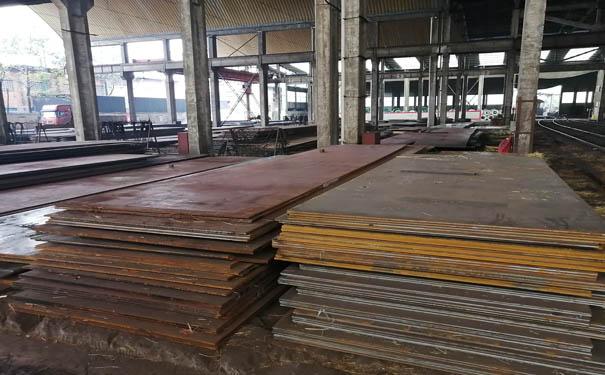 钢板出租哪里有拉升钢板出租呢