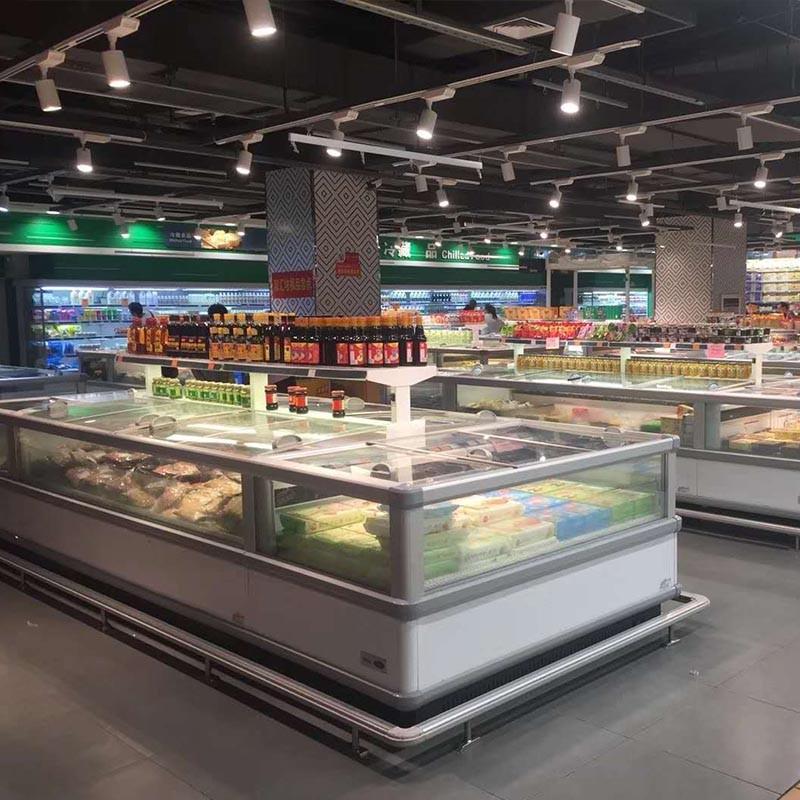 超市食品保鲜冷柜