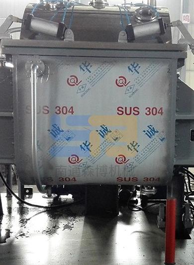 捏合机美缝剂生产设备生产前的准备工作