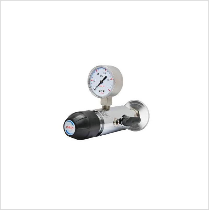 RT10W系列单级小流量减压器的安装方法