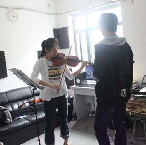 海口小提琴培训学校