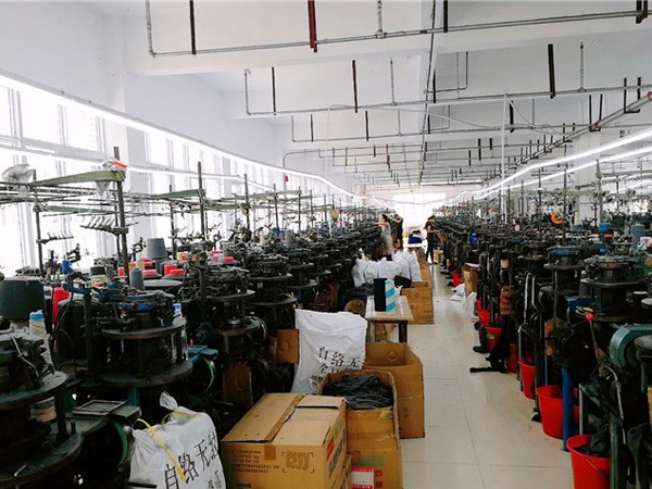 纺织加工生产线