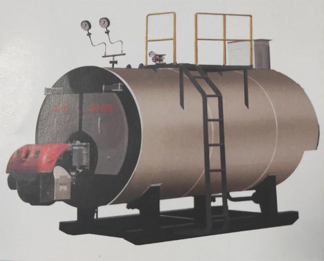 WNS型燃油氣鍋爐