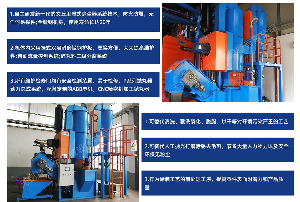 环保湿式除尘器SWDC-80