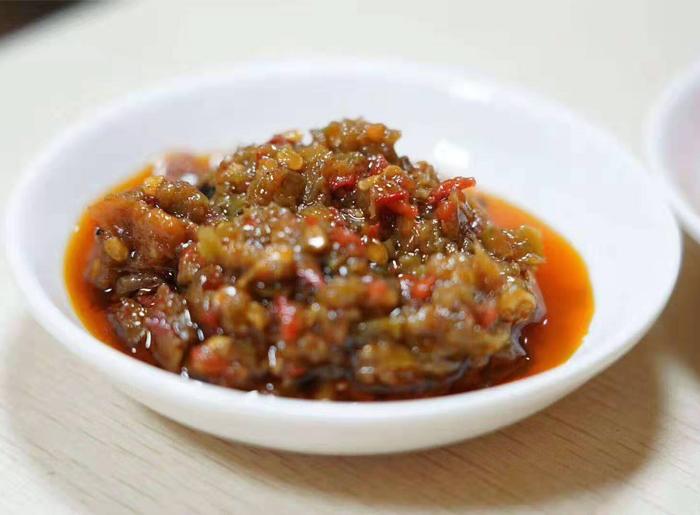 四川香辣酱中包含哪些营养成分