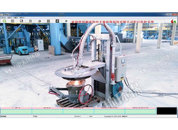 立柱升降式钢铁水包烘烤器