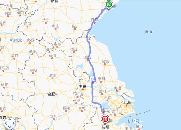 青岛至象山危险品运输