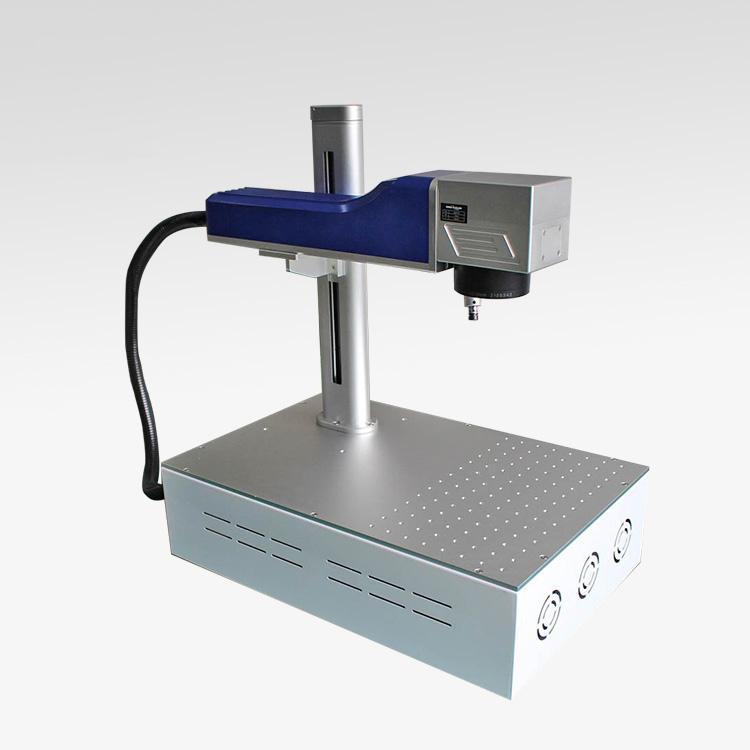 激光打标机厂家解释光纤线激光打标机调节流程