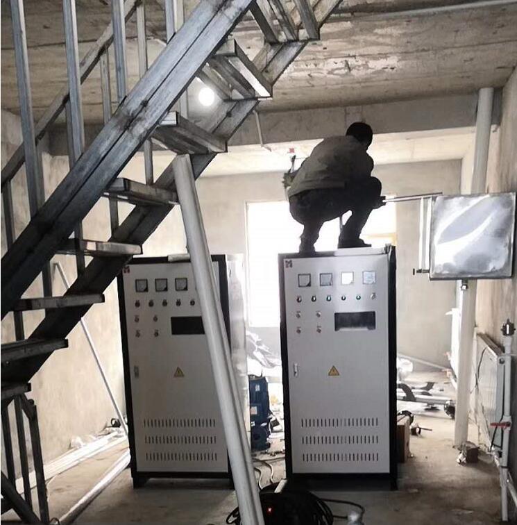 东河菜市场电锅炉面积1800平米