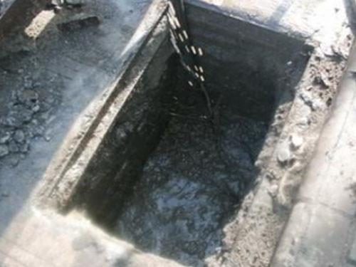 隔油池处理
