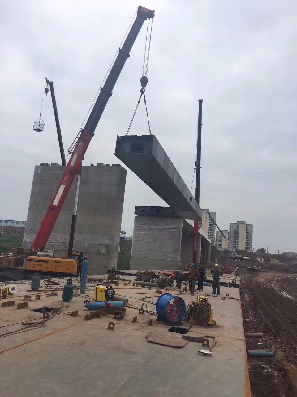 广州桥梁吊装