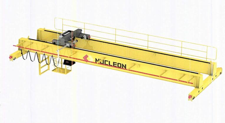 MLH型欧式电动葫芦桥式起重机