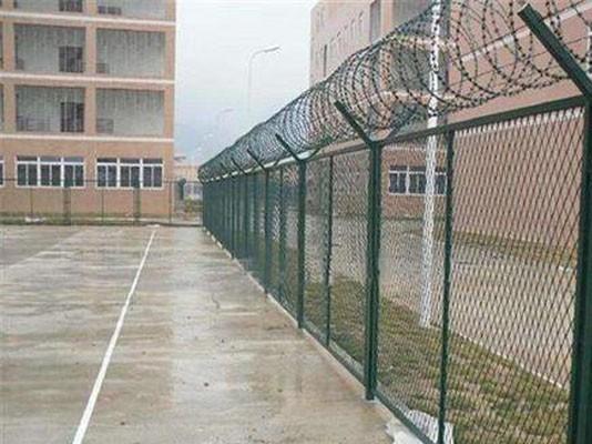 监狱护栏网怎么安装才结实?