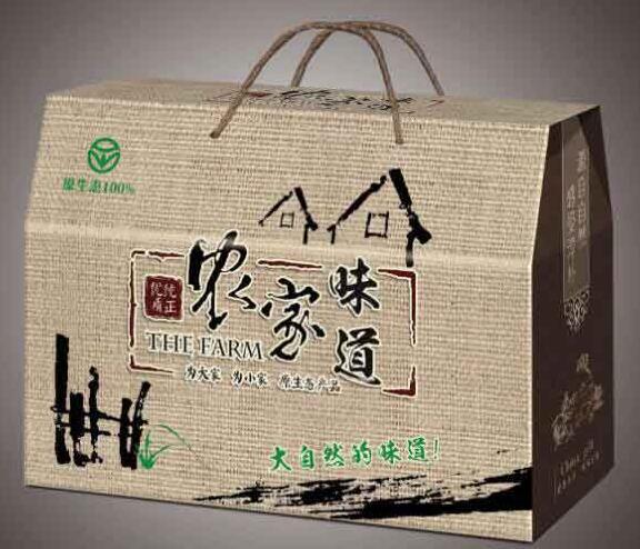 貴陽包裝廠與您分享農產品包裝有關知識