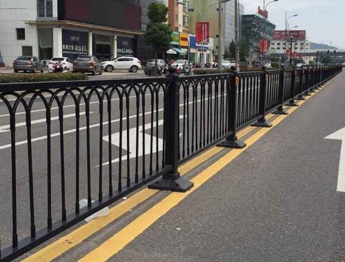 道路護欄在城市之中的作用