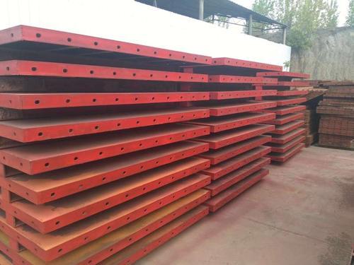 工具式可调节楼梯钢模板