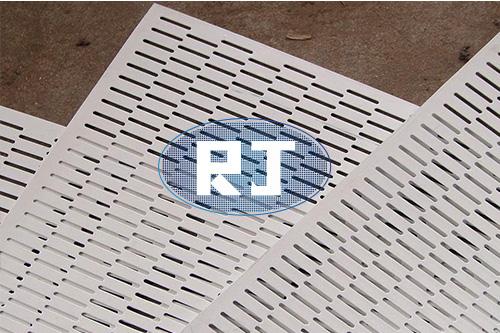 冲孔网板在造纸行业中的作用