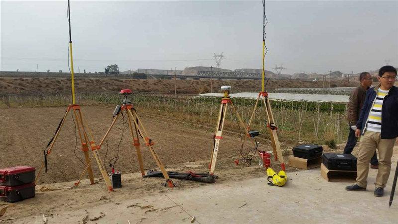 测量水准仪使用案例