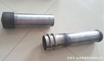 钳压声测管的上管和中管之间有区别吗?