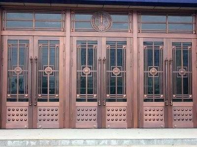 在生活中铜门具有哪些使用优点