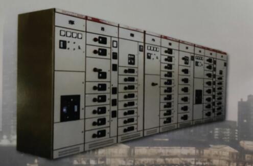 GCK1低压抽出式开关柜