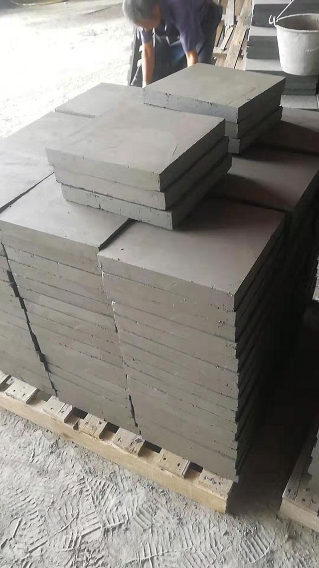 纯粘土土窑烧制300-300-30方砖