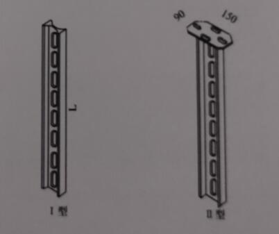 XQJ-H-01A工字钢立柱